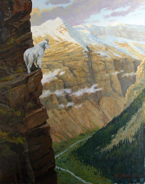 Image result for Billy Goat paintings