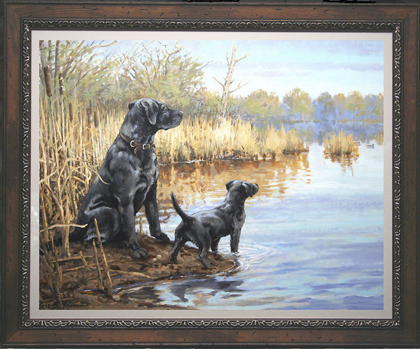 Limited Edition Prints, Ross B. Young, Fine Sporting Artwork